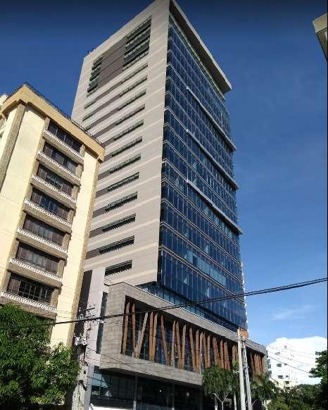 VENTA DE <strong>oficina</strong> EN LA EXCLUSIVA TORRE EMPRESARIAL ATLÁNTICA CODIGO: VT0115 M2