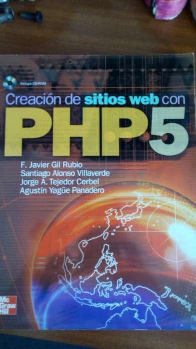 Creación de Sitios Web con Php5 Cd