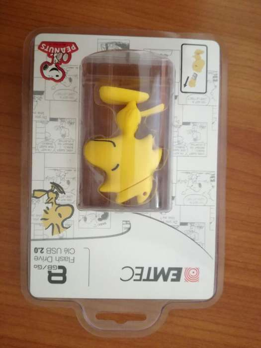 Usb de Snoopy, 8gb