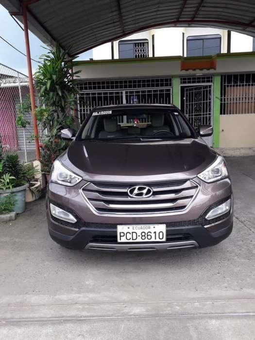 Hyundai Santa Fe 2013 - 72000 km