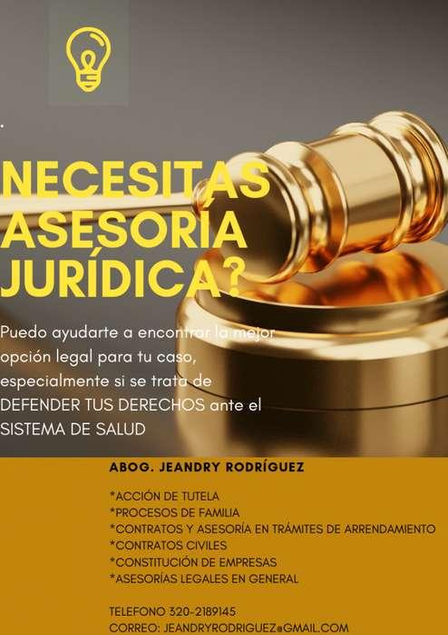 ASESORÍA JURÍDICA / DEPENDIENTE JUDICIAL