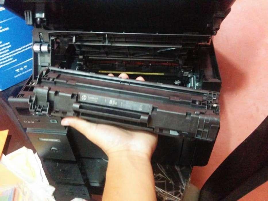 <strong>impresora</strong> Hpm132mfp