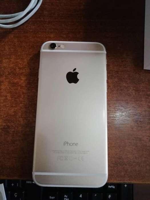 IPHONE 6 32 GB LIBRE DE TODO GOLD