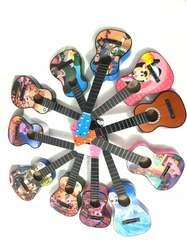 guitarras acusticas para niños hasta 10 años incluye forro