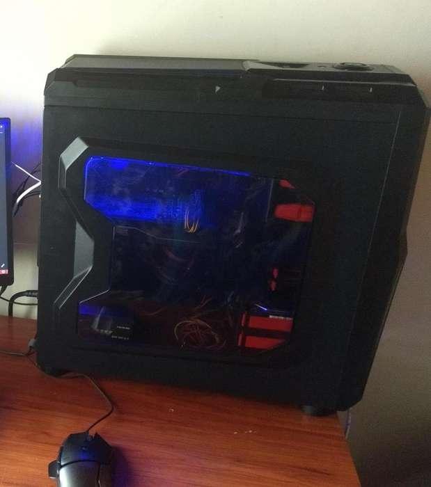Torre Computador Gamer - Core i5 - RX 470 - Juegos y edición multimedia