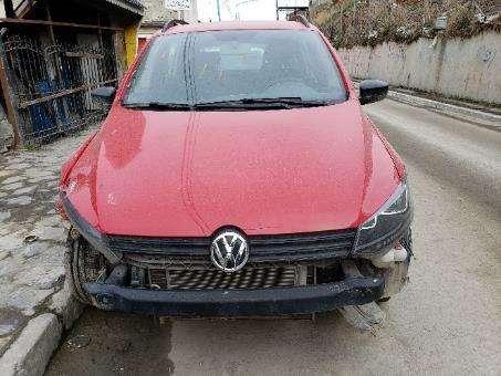 Volkswagen Suran 2017 - 4754 km