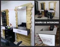 Avisos Acrilico-Diseño interiores-espejos-Luminosos-barras bar iluminadas