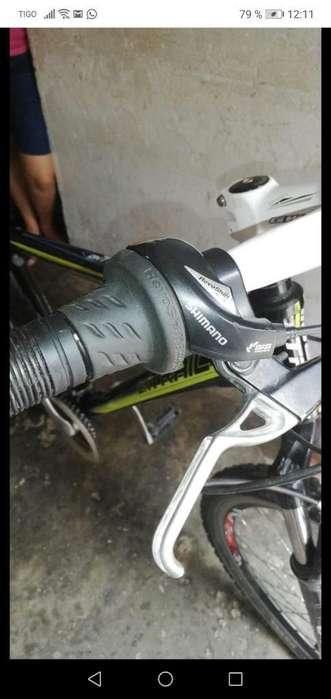 Bicicleta Marca Ontrail en Aluminio