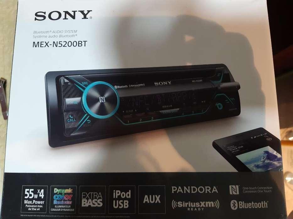 Radios Sony Usb Bluetooth Cd Nuevos