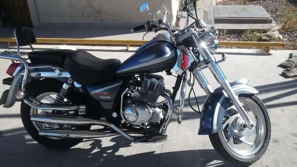 Zanella Patagonia Eagle150 Modelo 2011
