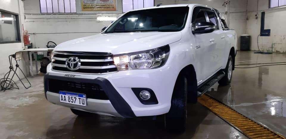 Toyota Hilux 2017 - 54000 km