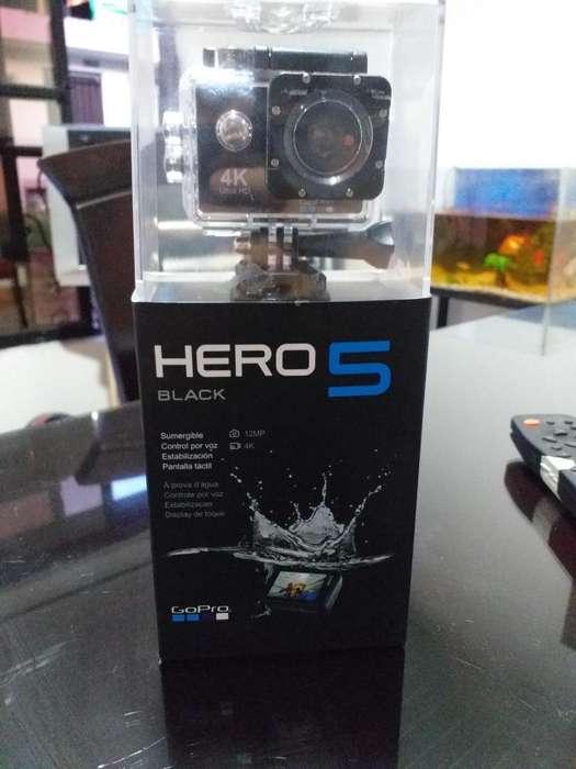 Camara Hero 5 Black Go Pro