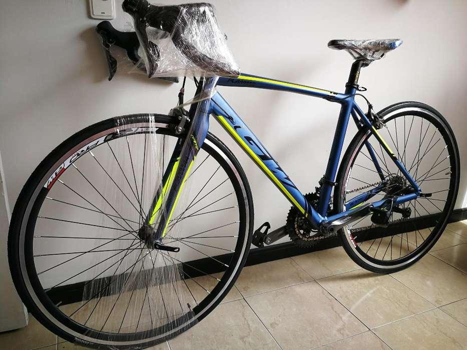 Bicicleta de Ruta Gw Grupo Shimano