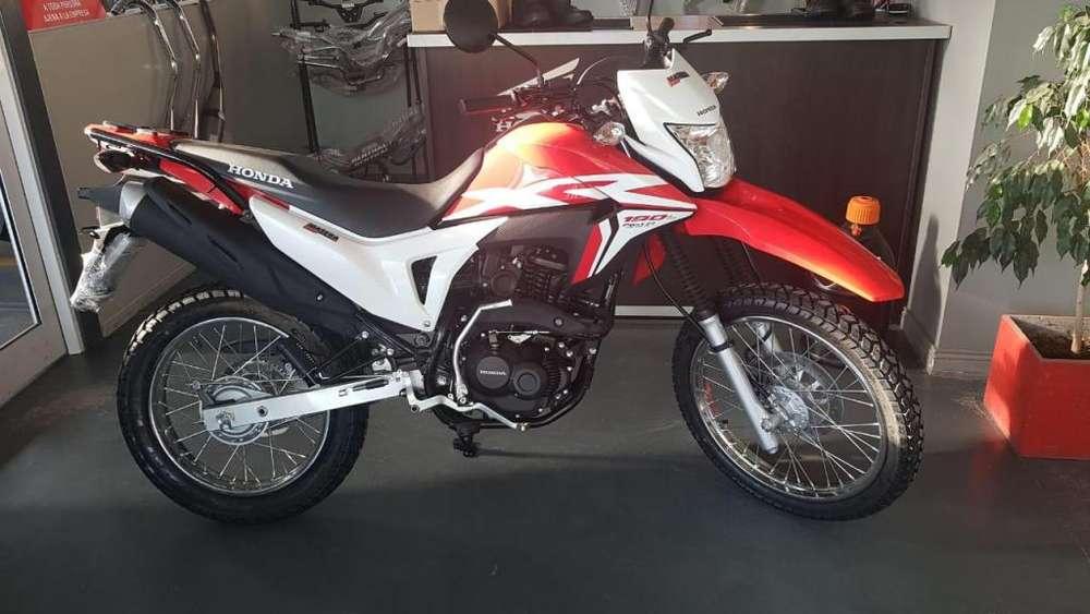 <strong>honda</strong> Xr 190L 0km BONIFICADA!!! Masera Motos