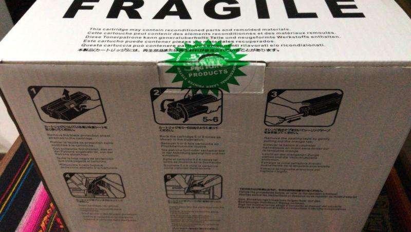Toner para Impresora Laser Xerox 3160.
