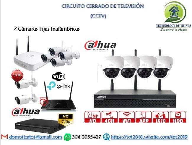 Cámaras de Seguridad (CCTV) Fusagasugá