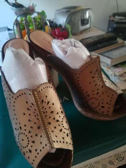 Zapato Carolina Cruz N 37