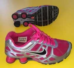 sports shoes f6b72 3155c ... Zapatillas Nike Shox Turbo Fucsia