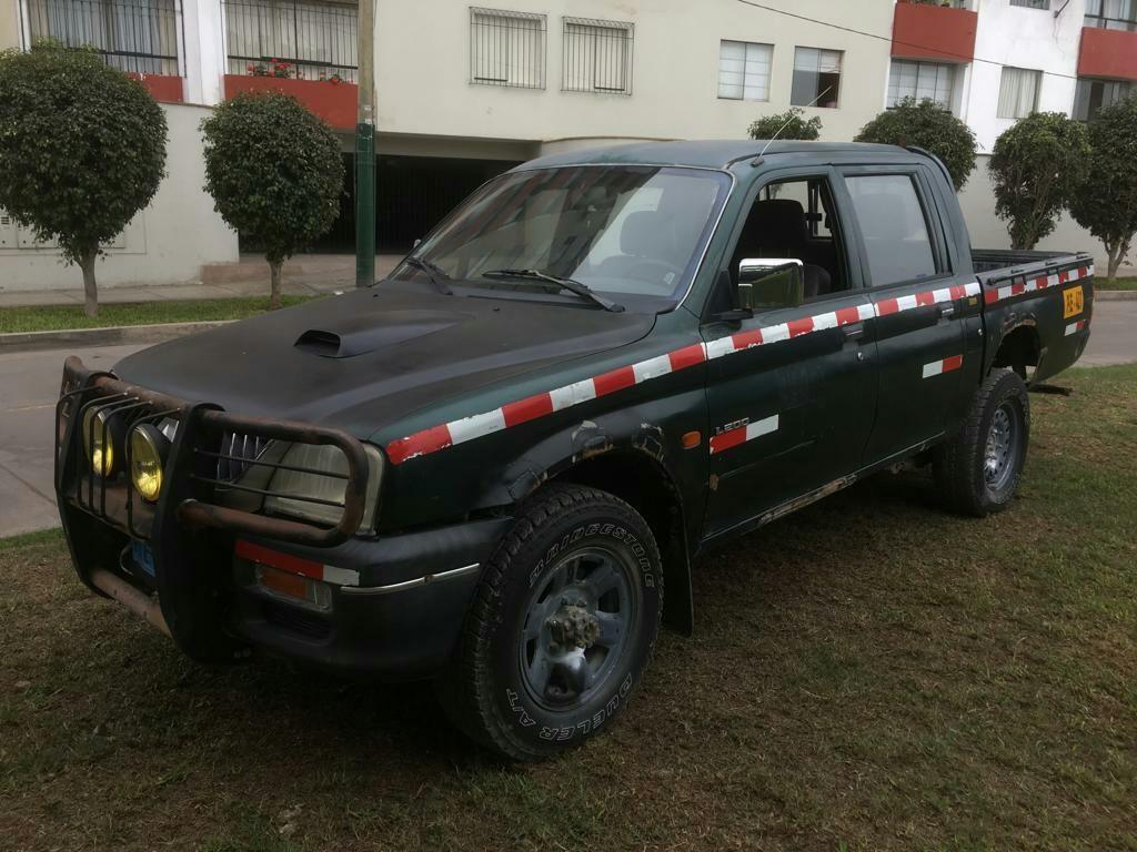 Mitsubishi L200 2000 Diesel 4x4