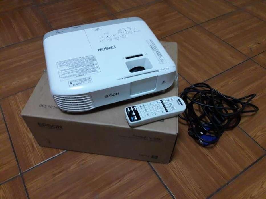 Proyector PowerLite S39 (9.5 de 10)