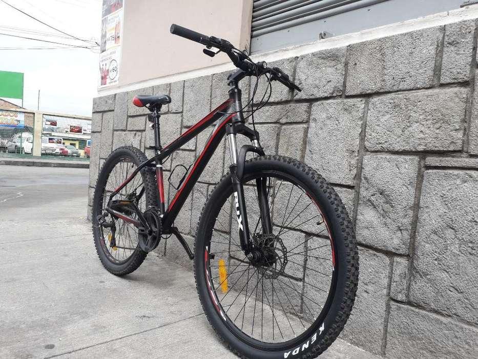 Bicicleta Montañera Aro 27.5