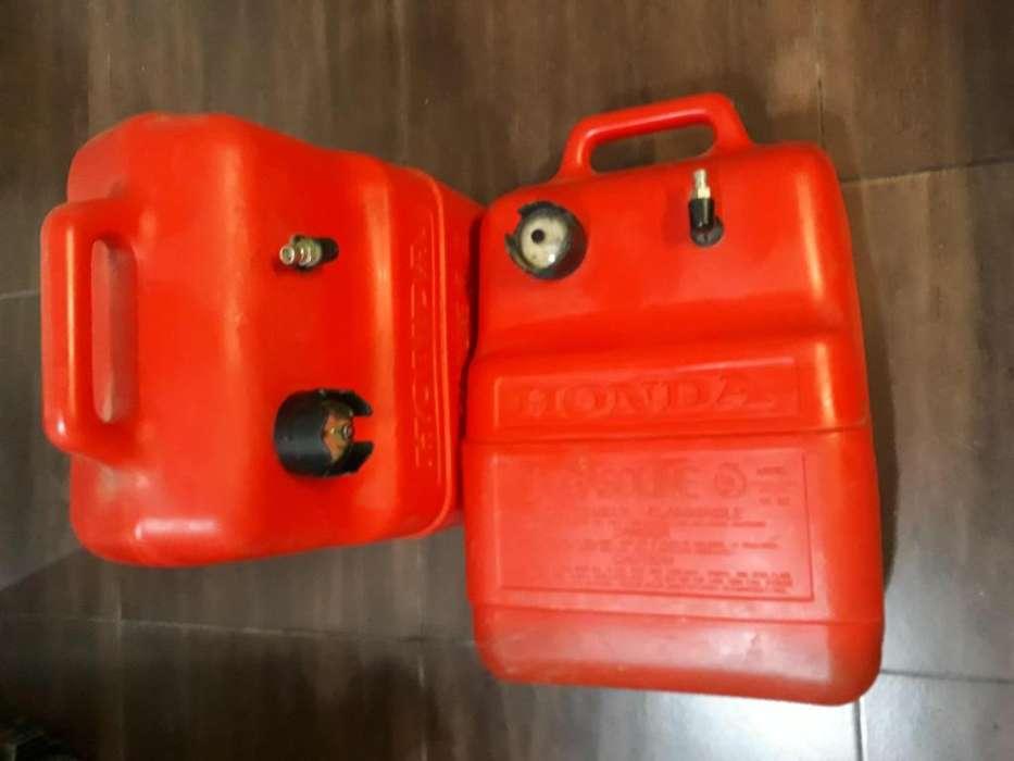 Tanques nafta 25 litros Honda