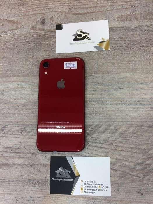 iPhone Xr 128 Usado
