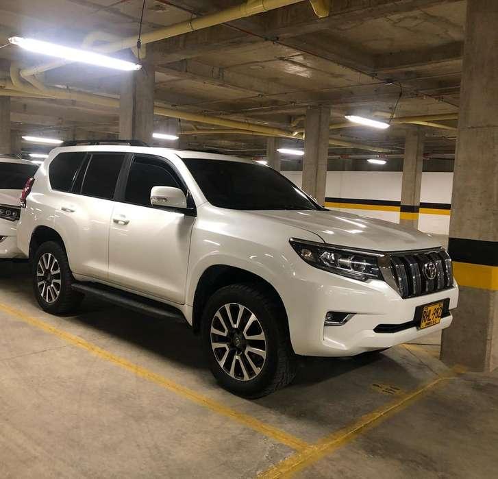 Toyota Land Cruiser Prado 2011 - 0 km