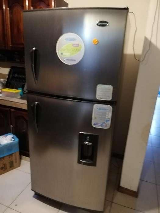 Refrigeradora Croma Indurama 14pies