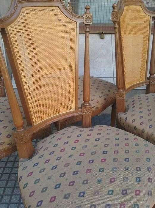 VENDO REGIAS <strong>sillas</strong> EN PERFECTO ESTADO