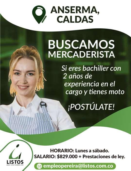 MERCADERISTAS ANSERMA CALDAS