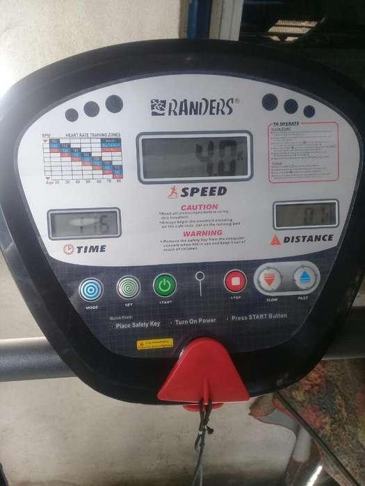 Caminadora Electrica Randers