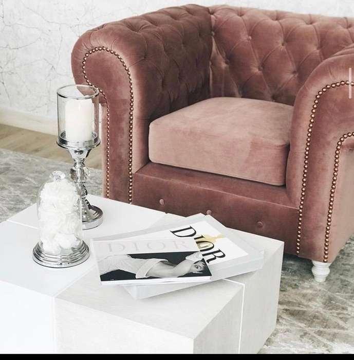 Sofa Un Puesto Chester