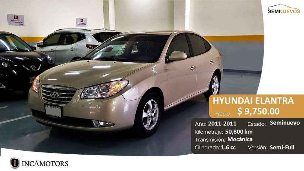 Hyundai Elantra 2011 - 55800 km