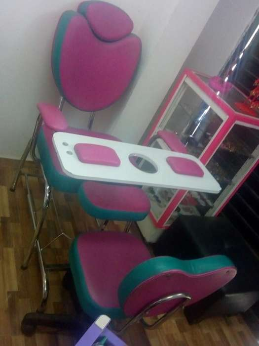 Vendo <strong>silla</strong> de Manicure