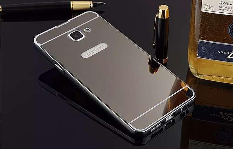 Carcasa Protector Celular Samsung Galaxy A5 2016 Estuche Negra