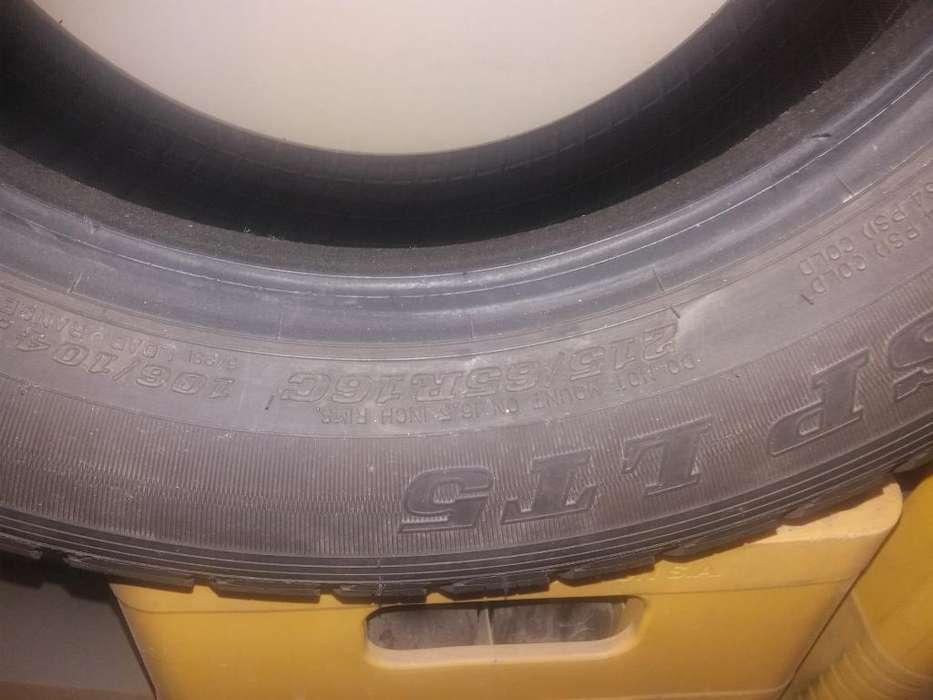 <strong>llantas</strong> Dunlop 215 R16 16c