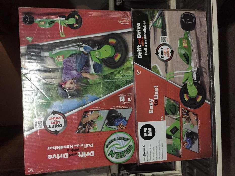 Spin Crazy Vehículo A Batería Infantil 2 MODELOS !!!
