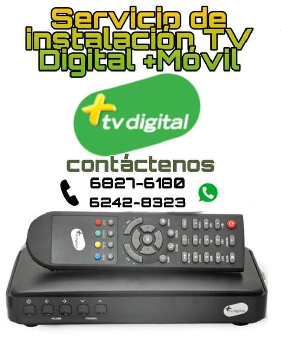 Tv Digital movil
