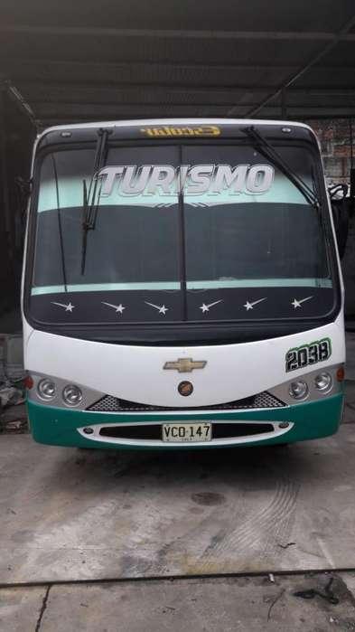 Buseta Npr - Servicio Especial 2007