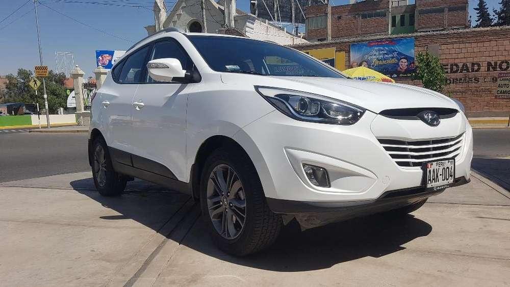 Hyundai Tucson ix-35 2014 - 56000 km
