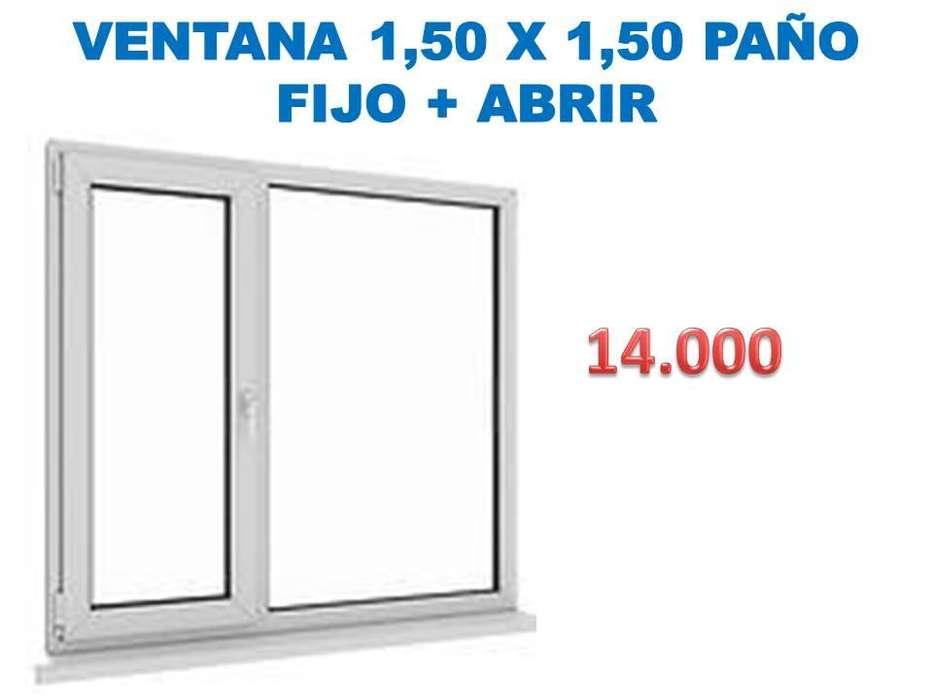 ventana aluminio modena