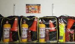 Extintores Y Kit de Carreteras
