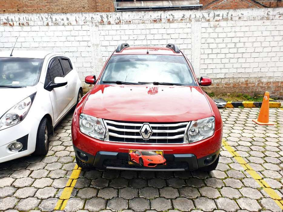 Renault Duster 2015 - 53000 km