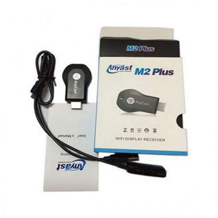 Anycast Ezcast M2 Plus Wifi Inalambrico Dongle Easycast Hdm