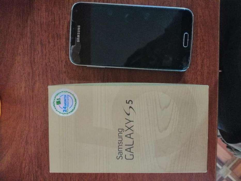 Vendo Samsung Galaxy S5 de 16gb