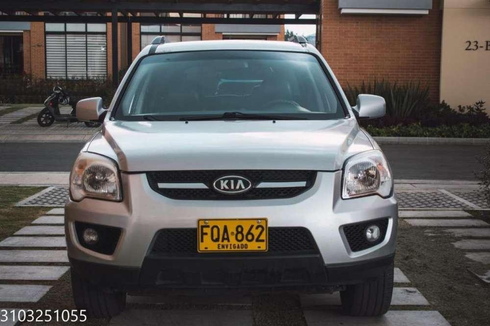 Kia New Sportage 2010 - 102000 km