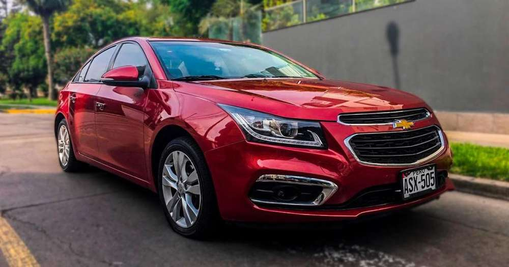 Chevrolet Cruze 2016 - 21000 km