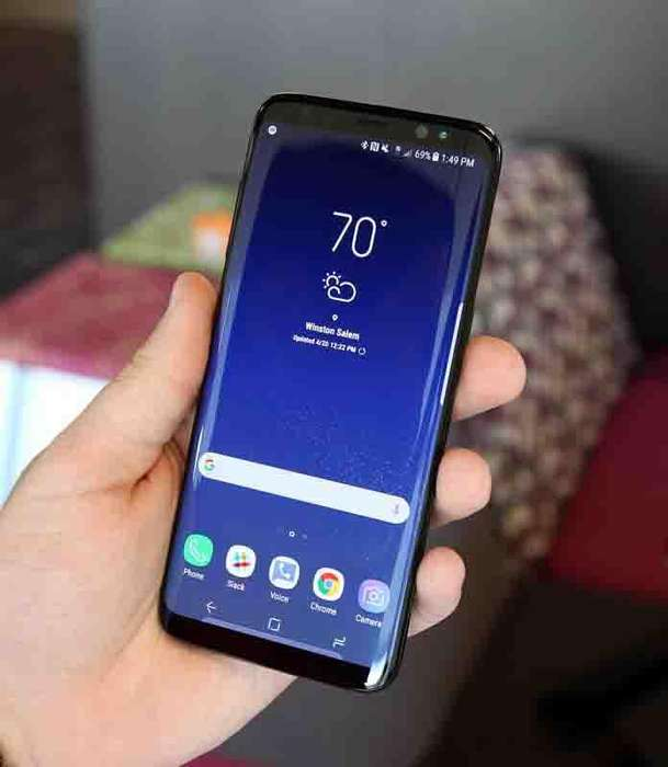 Vendo SAMSUNG GALAXY S8 4GB 64GB 12MP 3000mAh