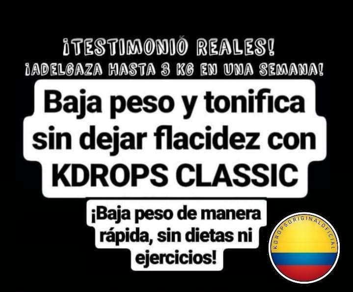 b99e8ffca KDROPS BAJA DE PESO AUMENTO DE SENOS Y GLÚTEOS DE FORMA NATURAL SIN RIESGOS  SIN CIRUGÍA